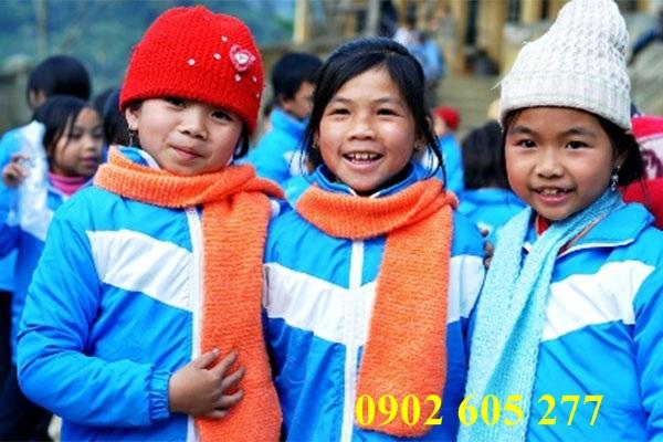 Chương trình từ thiện áo ấm cho em vào mùa đông