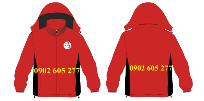 Thiết kế áo khoác may làm quà tặng tại quận Phú Nhuận