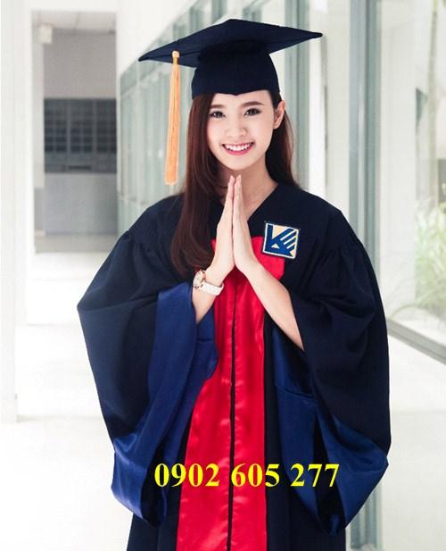 Bán áo lễ phục tốt nghiệp cấp THCS tại Long An