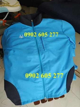 Xưởng may áo khoác cho nhân viên tiki ở Sài Gòn
