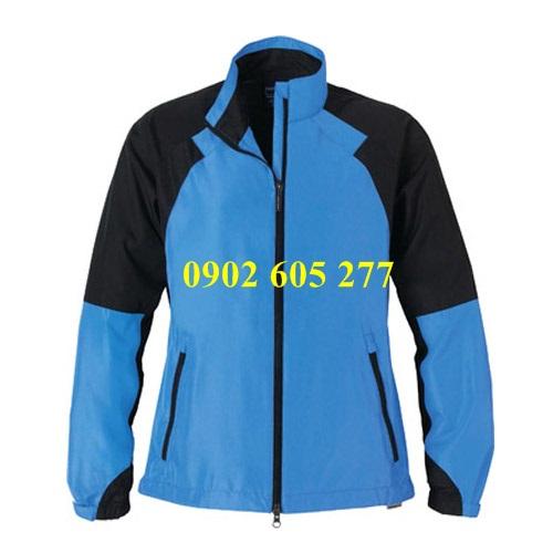 Xưởng sản xuất áo khoác gió tại quận Tân Bình