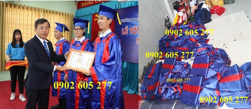 Thuê lễ phục tốt nghiệp cho các trung tâm lớn tại tphcm