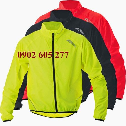 Nhận may áo khoác khuyến mãi cho khách hàng