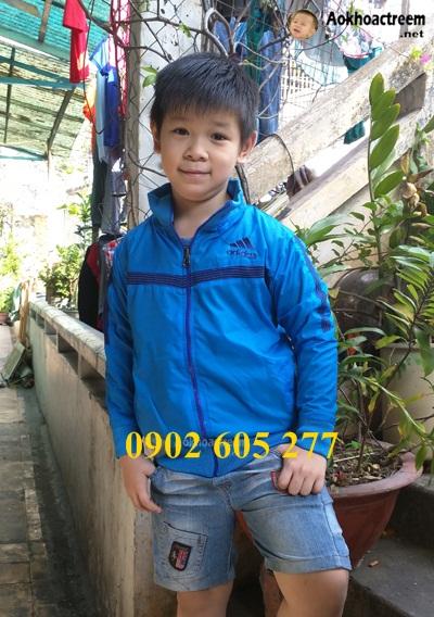 Xưởng  may áo gió từ thiện học sinh giá rẻ
