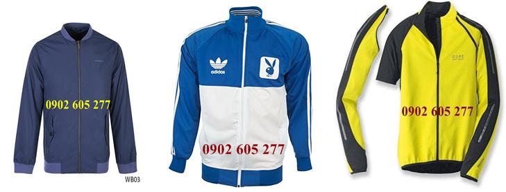 Áo khoác đồng phục giá rẻ cho nhân viên tại Ninh Bình