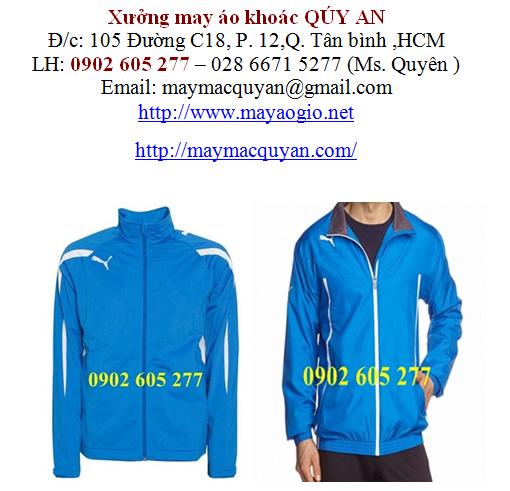 Tại sao cần may áo khoác đồng phục công ty tại sài gòn?