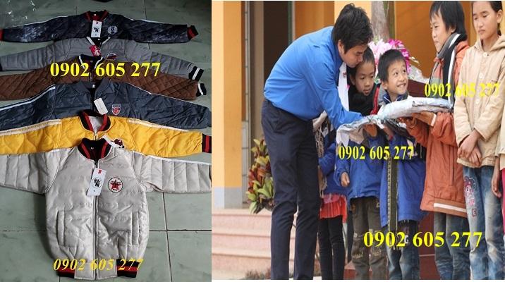 Bỏ sỉ áo khoác từ thiện giá rẻ tại Quảng Nam