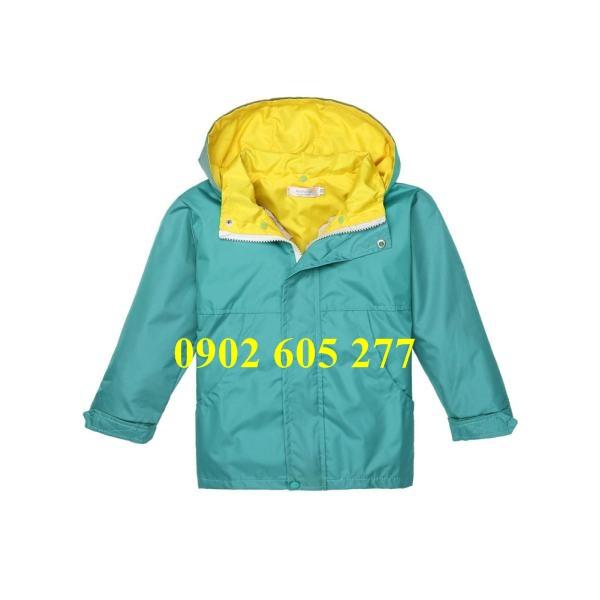 Xưởng may áo khoác trẻ em làm quà tặng tphcm