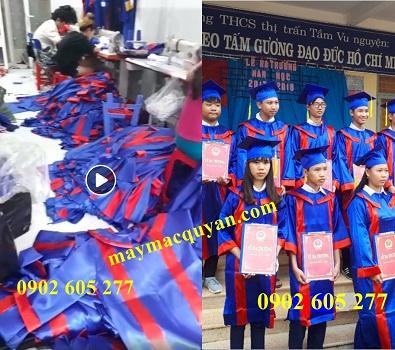 Xưởng may áo cử nhân thcs 2019 – xuong may ao cu nhan thcs 2019