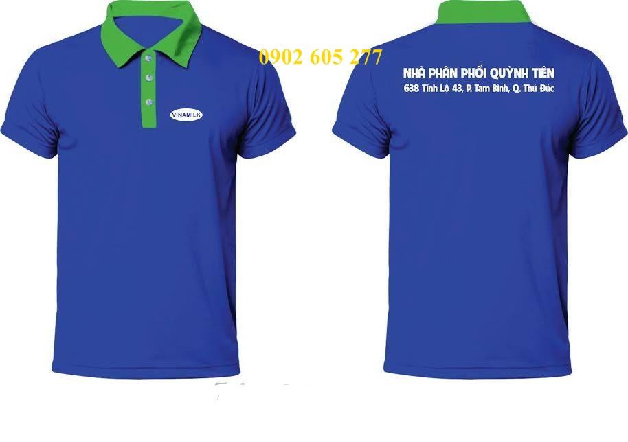 Xưởng May áo thun đồng phục nhân viên