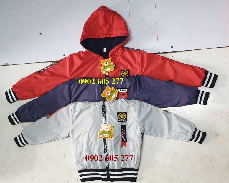 Sản xuất áo khoác ấm từ thiện trẻ em vùng cao